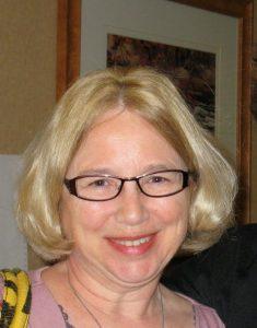 Marlene Pontifex, Winnipeg, MB